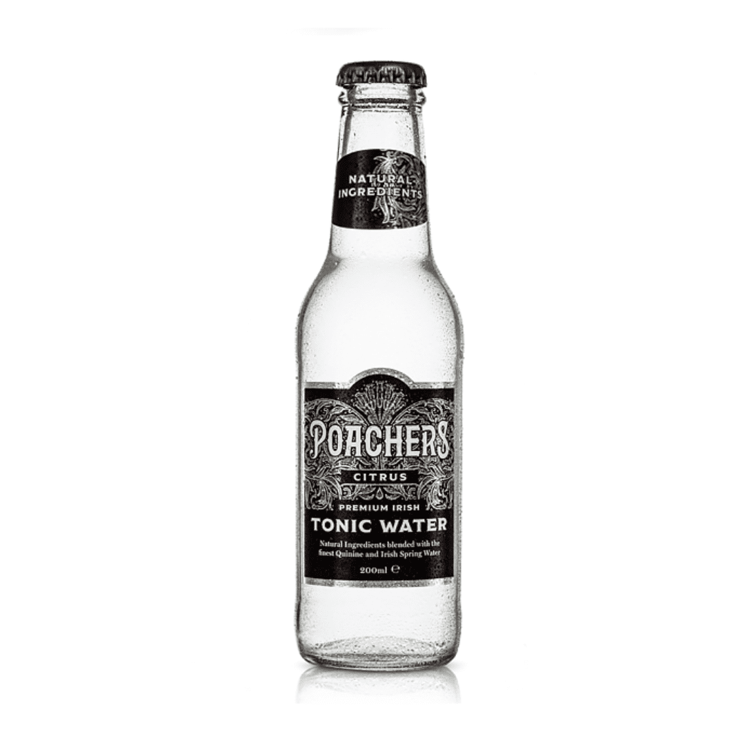 Poachers Citrus Tonic 200ml