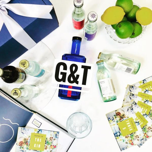 Gin & Tonic Tasting Set Subscription