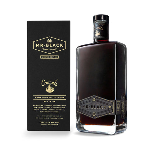 Mr Black x CAMPOS Coffee Liqueur 700ml (SOLD OUT)