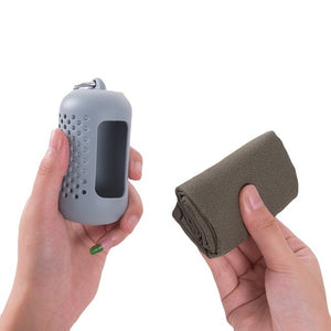 Portable Mini Cooling Towel