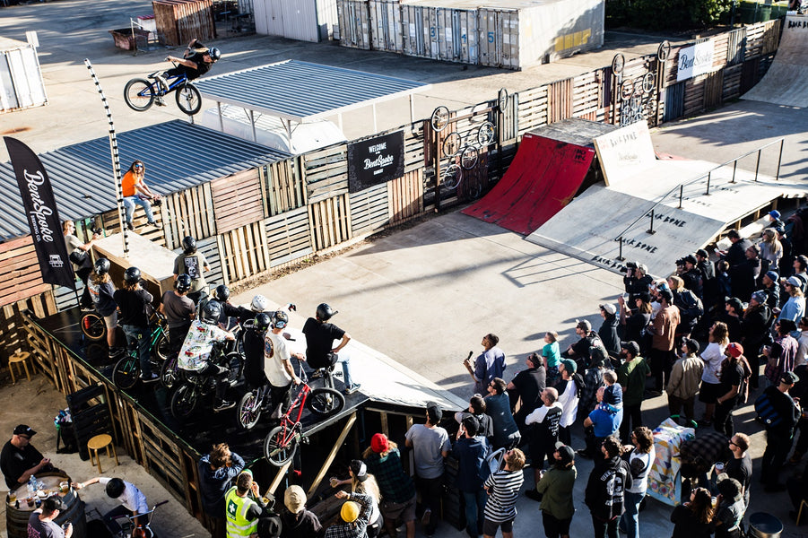 BMX Event at The Cannery