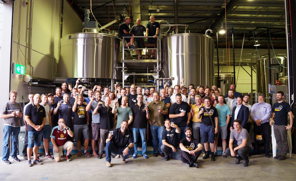 BentSpoke and Canberra Brewers