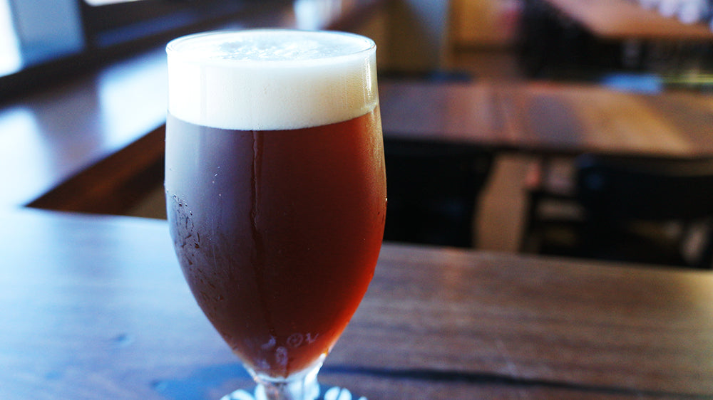 Blow Your Bagpipe scotch ale