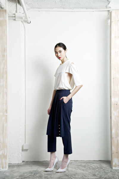 JOHANNA HO SPRING SUMMER 2014 Lookbook 15