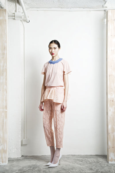 JOHANNA HO SPRING SUMMER 2014 Lookbook 04