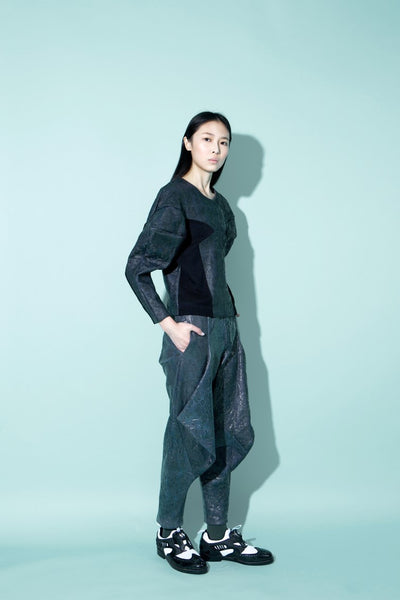 JOHANNA HO Autumn Winter 2014 Lookbook 12