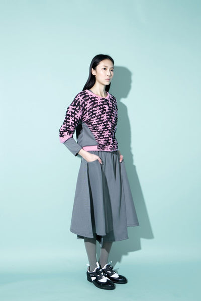 JOHANNA HO Autumn Winter 2014 Lookbook 20
