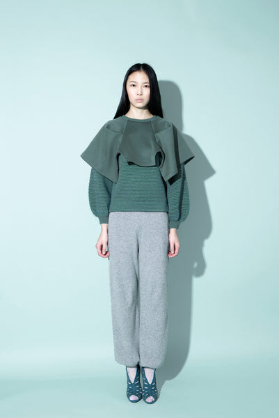 JOHANNA HO Autumn Winter 2014 Lookbook 01