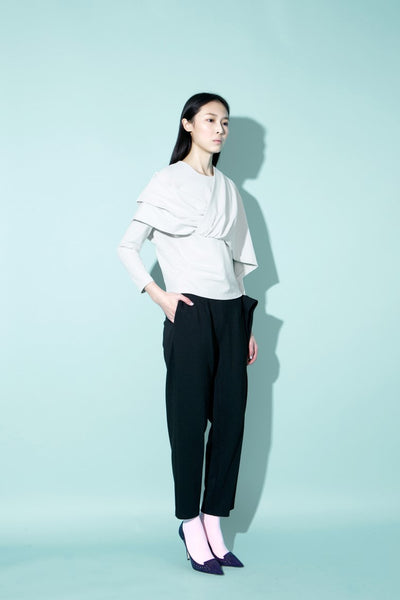 JOHANNA HO Autumn Winter 2014 Lookbook 42