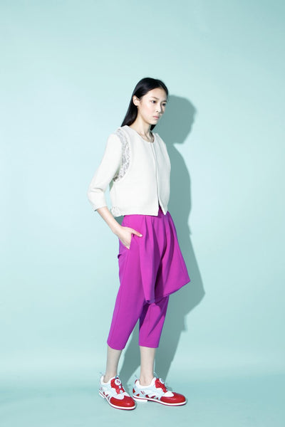 JOHANNA HO Autumn Winter 2014 Lookbook 28