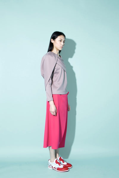 JOHANNA HO Autumn Winter 2014 Lookbook 32