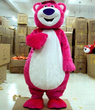 Déguisement Ours <br> Rose mynounours XXL