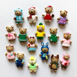 Magnet Ours <br> 16 pcs mynounours