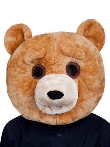 Masque Ours mynounours Marron