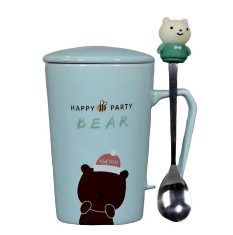 Mug Ours en Peluche <br> Happy Party mynounours
