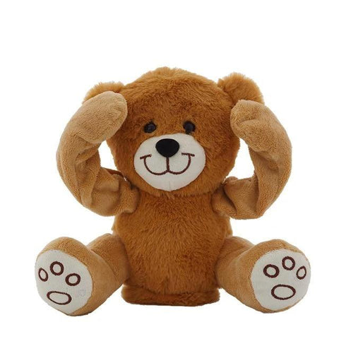 Ours en Peluche <br> Musical 28 cm mynounours Ours