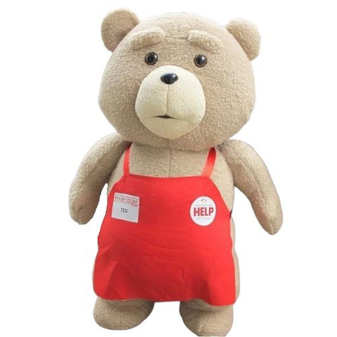 Ours en Peluche <br> Nounours Ted Bay Colony <br> 45 cm mynounours