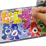 Stickers Ours <br> Bisounours 50 pcs mynounours