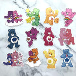 Stickers Ours <br> Bisounours 53 pcs mynounours