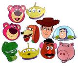 Stickers Ours <br> Toy Story 10 pcs mynounours