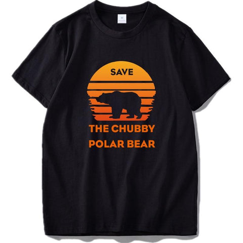 T-shirt Ours en Peluche <br> The Chubby mynounours