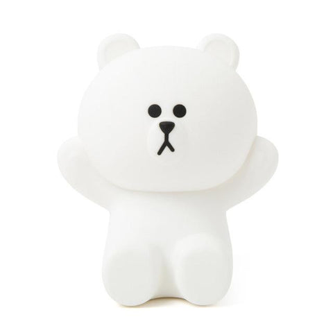 Veilleuse Ours <br> Blanc mynounours Ours