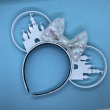 Load image into Gallery viewer, Castle 3D Printed Mouse Ears
