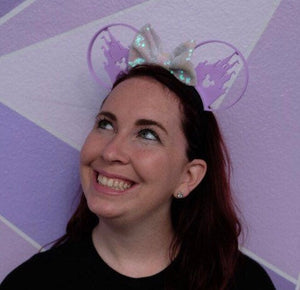 Castle and Mouse Head 3D Printed Mouse Ears