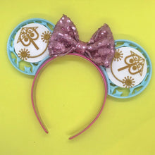Load image into Gallery viewer, it's a small world 3D Printed Mouse Ears