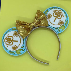 it's a small world 3D Printed Mouse Ears