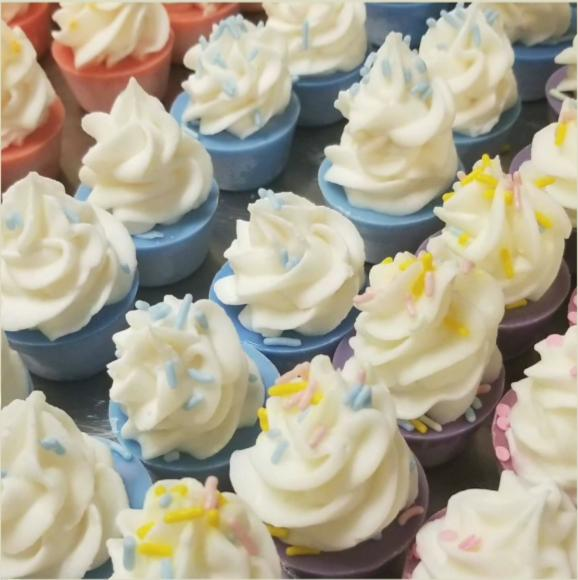 Soy Wax Melts / Cupcakes / Cookies / Tarts