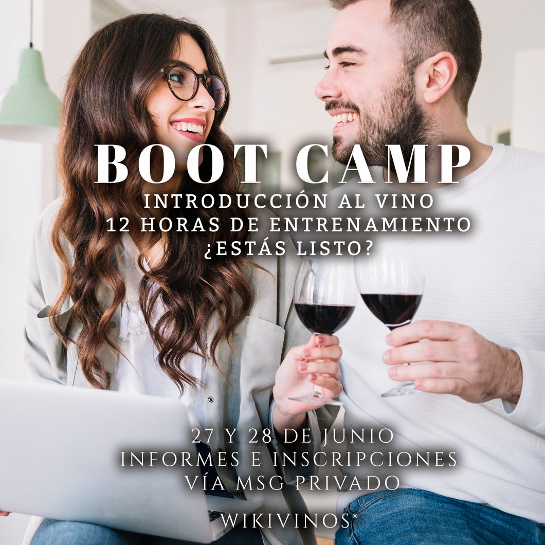 Boot Camp 27 y 28 de Junio