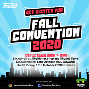 Fall Convention 2020 is HAPPENING!