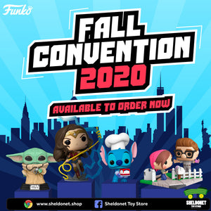 Order Up! Fall Convention 2020 Pop!s are now Open for Orders!