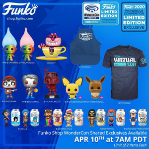 Wondrous Convention Pop!s Are Coming!