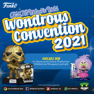 Feel The Wonders With Wondrous Convention 2021!