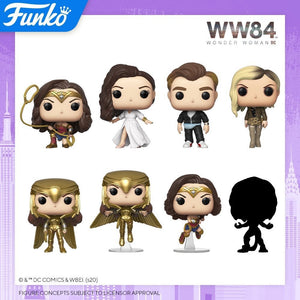 FUNKO Wonder Woman 1984 Embargo / on-shelf date Revised to July 6th 2020