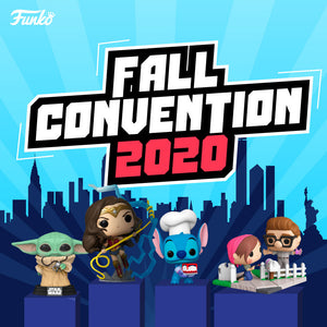 Fall Convention Exclusive 2020 (NYCC)