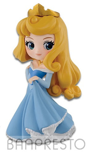 Banpresto: Q Posket Petit Disney Character - Aurora In Blue Dress - Sheldonet Toy Store