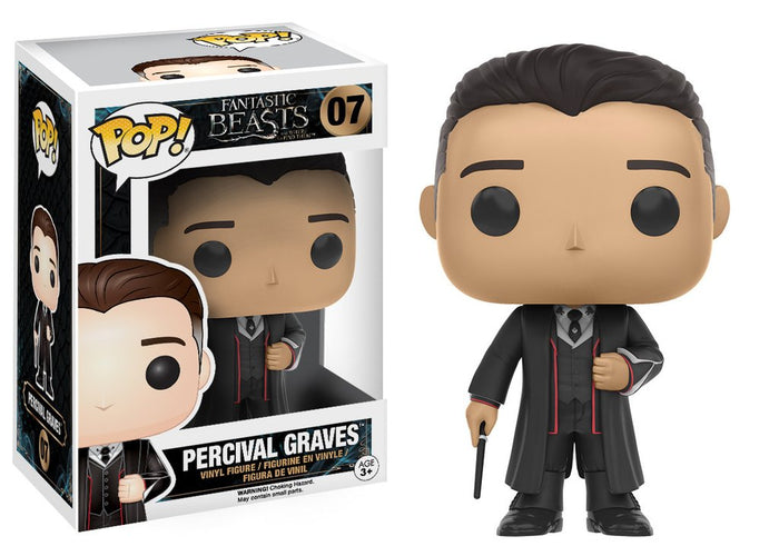 Pop! Movies: Fantastic Beasts - Percival Graves