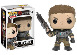 POP! Games: Gears Of War - JD Fenix - Sheldonet Toy Store