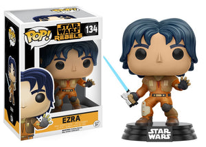 POP! Star Wars: Rebels - Ezra - Sheldonet Toy Store