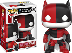 POP! Heroes: DC Super Heroes - Harley Quinn Impopster - Sheldonet Toy Store