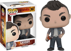 FUNKO POP! TV: PREACHER - CASSIDY - Sheldonet Toy Store