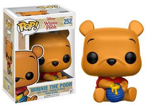 Pop! Disney: Winnie The Pooh - Seated Pooh - Sheldonet Toy Store