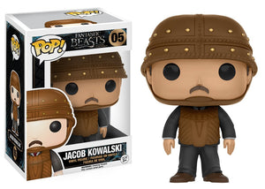 Pop! Movies: Fantastic Beasts - Jacob Kowalski - Sheldonet Toy Store