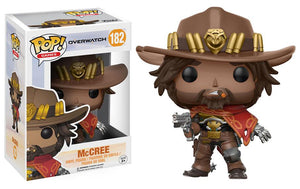 POP! Games: Overwatch - McCree - Sheldonet Toy Store