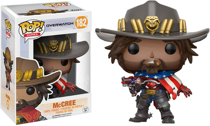 POP! Games: Overwatch - McCree [Exclusive]