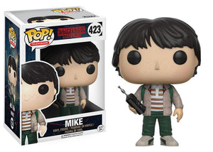 POP! TV: Stranger Things - Mike with Walkie Talkie - Sheldonet Toy Store