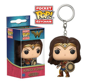 Pocket POP! Keychain: DC - Wonder Woman Movie - Wonder Woman - Sheldonet Toy Store